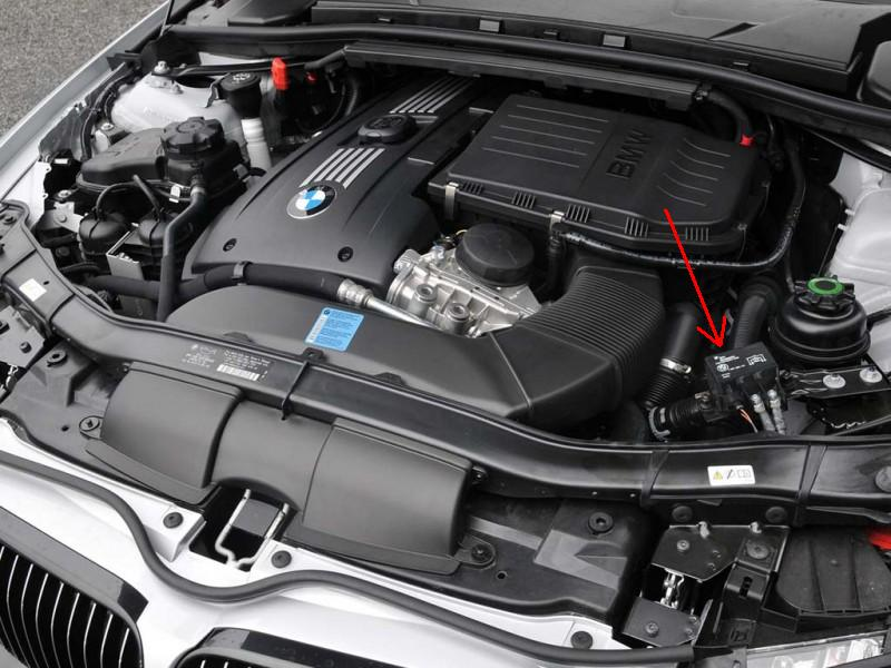 335is - What's this in the engine compartment? - BMW 3-Series (E90 E92)  ForumBimmerpost