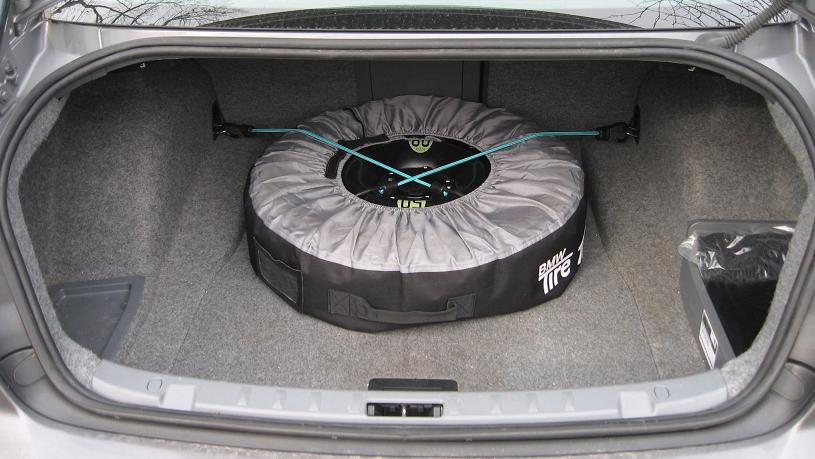 Post Your Spare Tire Setup
