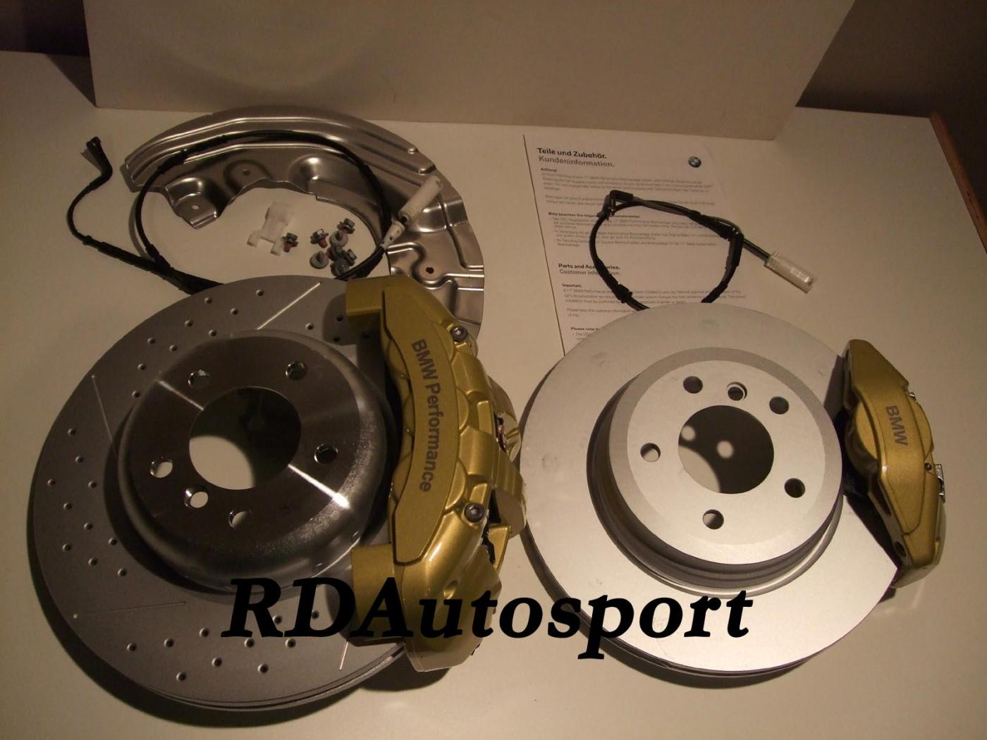 Difference Between 135 Brake And Performance Brake