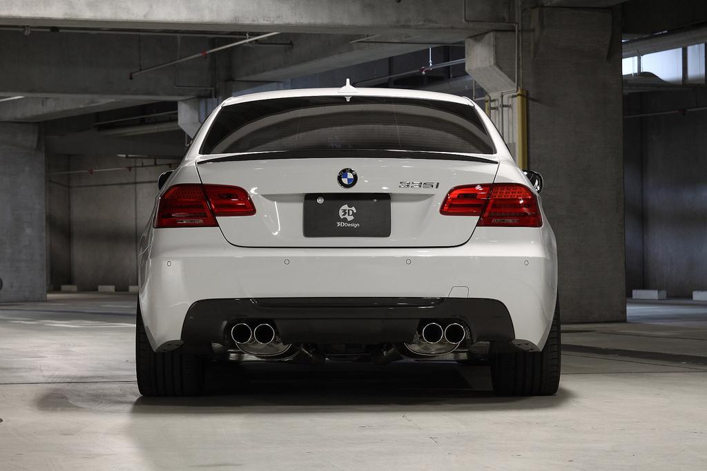 3d design e92 lci m-sport