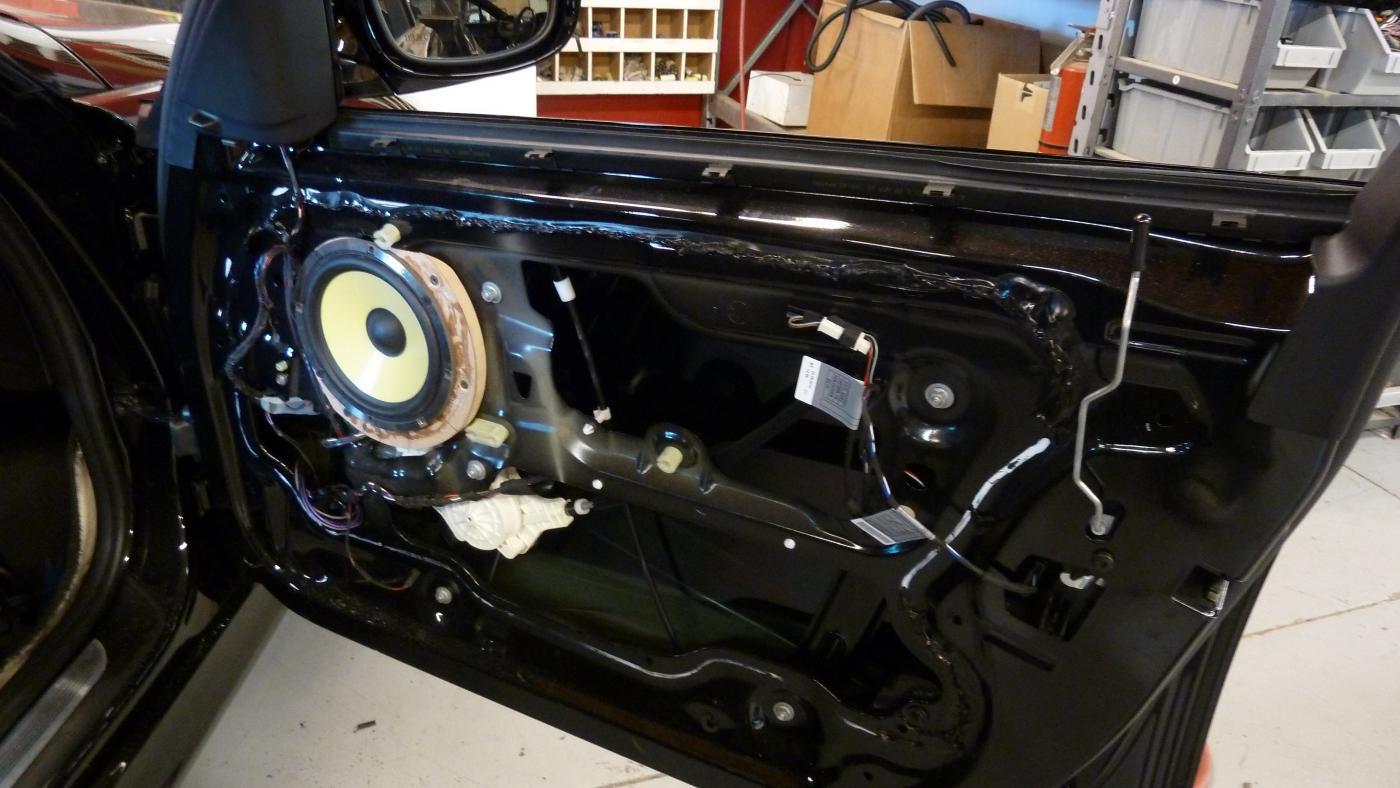 2011 328i Sedan Base Sound System Upgrade