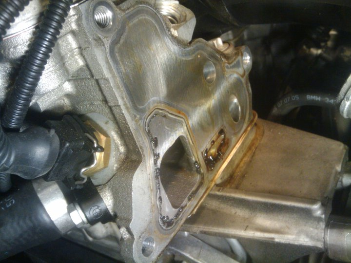 Oil Filter Housing Gasket >> Diy Your Oil Filter Housing Gasket Is Leaking Bmw 3