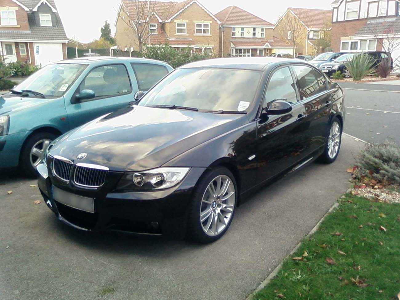 my new e90 325i m sport auto uk. Black Bedroom Furniture Sets. Home Design Ideas