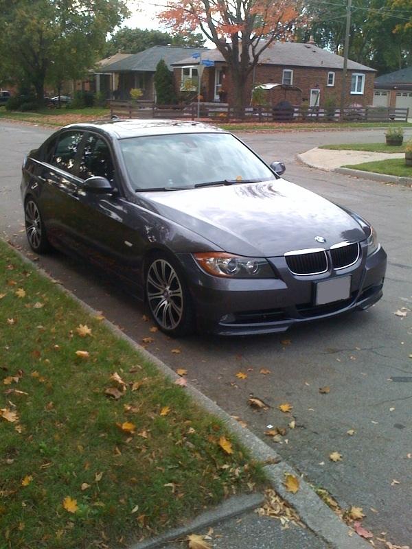 Used Bmw Toronto >> F/S BMW replica 18 inch E90 M3 wheels w/tires