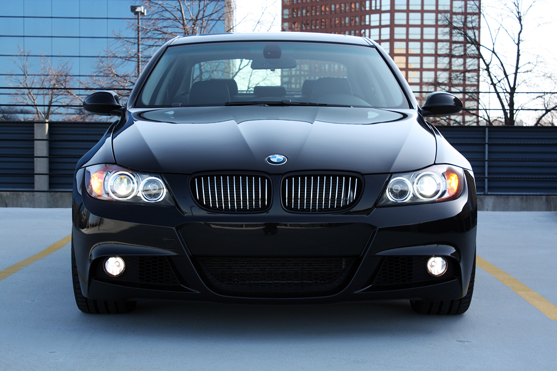 E90 Lci Front End With Pre Lci Headlights