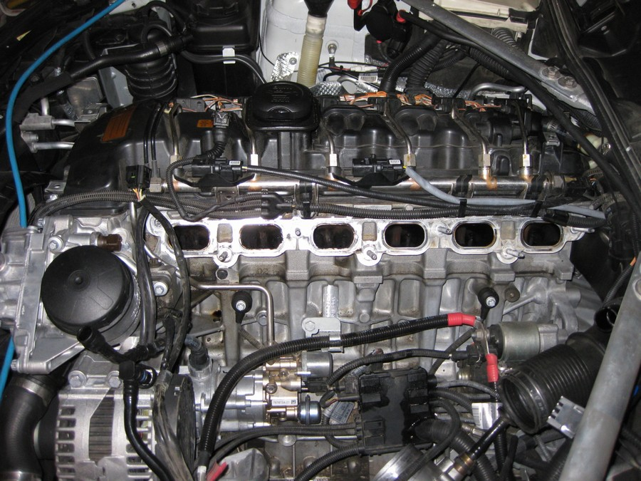 Oil Filter Manifold Oil Free Engine Image For User