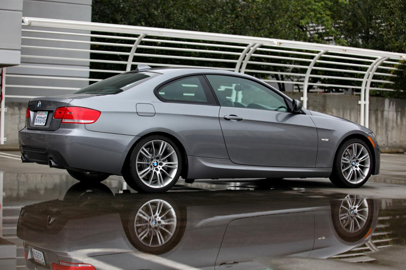 Space Gray 335i Coupe M Sport Photo Shoot