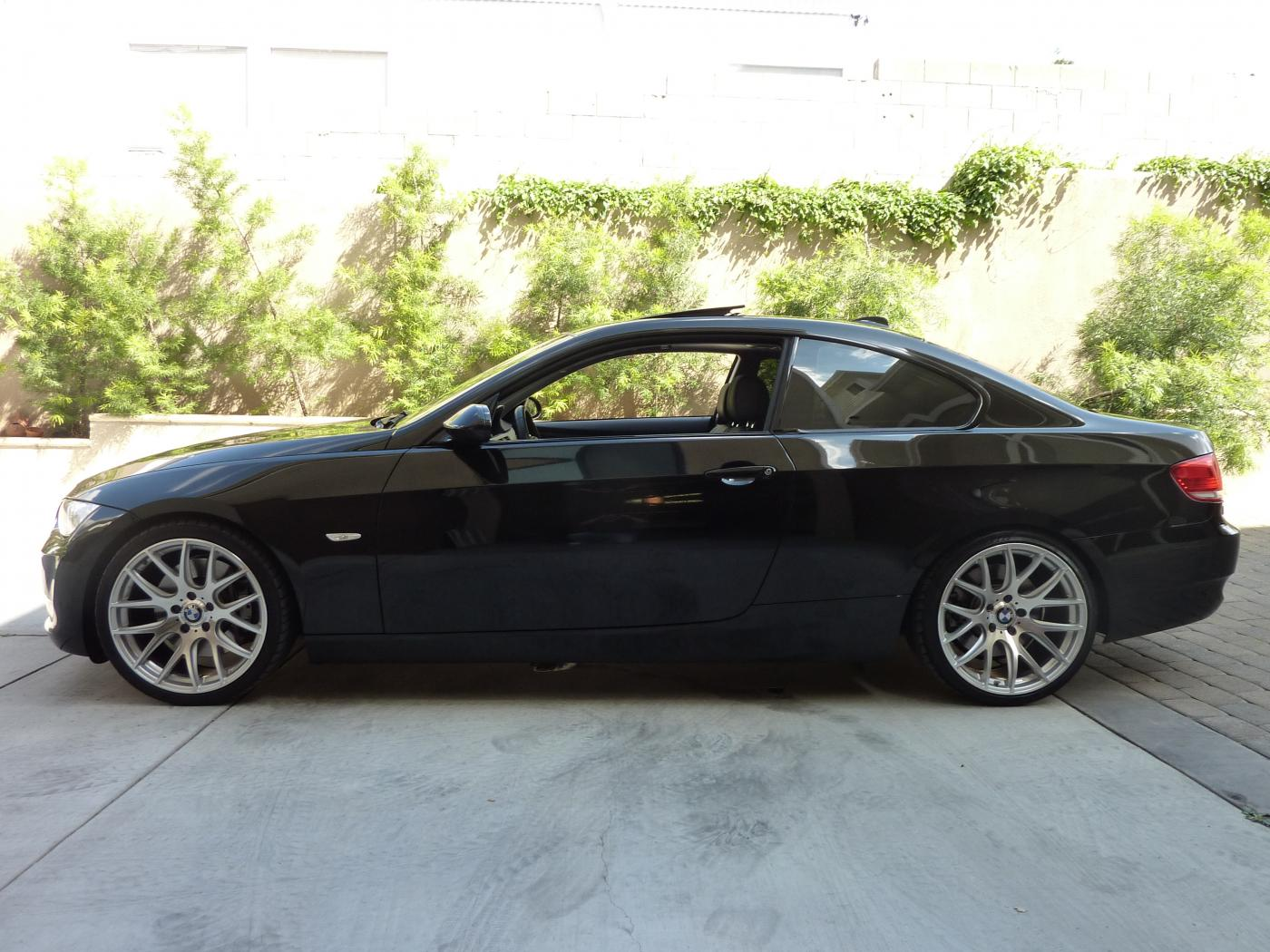 2008 bmw 328i coupe rims