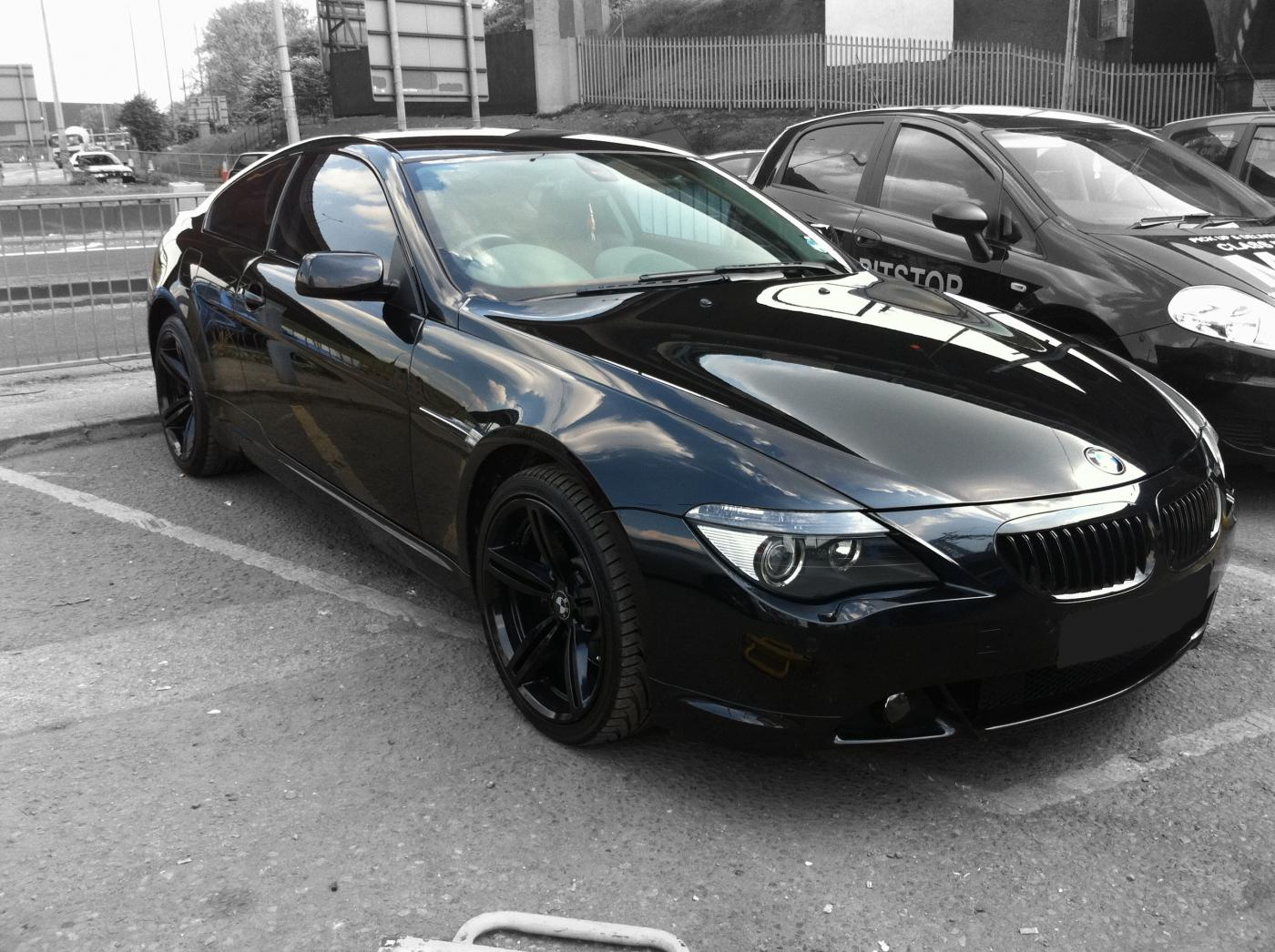 Traded 335d For 645ci First Pic