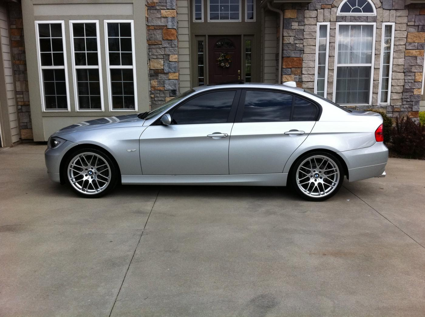 Will these Rims fit my 07 328i E90 Sedan
