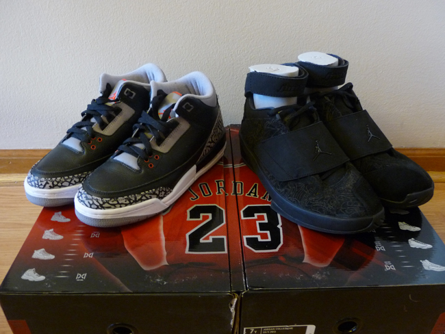 sneakers for cheap 89ada c4922 Nike Air Jordan Collezione 20 3 Countdown Pack Size 7