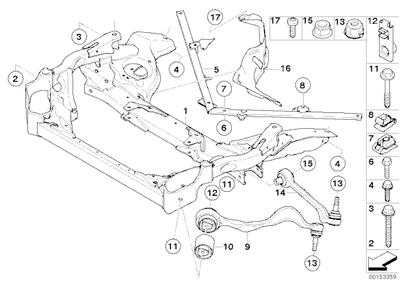 E90 Bmw Suspension Diagram, E90, Free Engine Image For