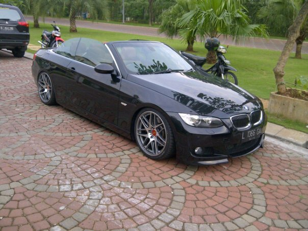 my ex e93 335i with bbs rx r antrachite finished. Black Bedroom Furniture Sets. Home Design Ideas