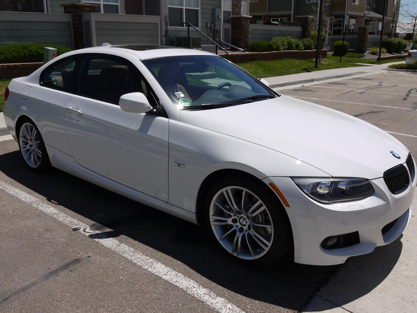 BMW Convertible bmw 335i coupe m sport for sale Lease Takeover / FS 2011 BMW 335i M-Sport Loaded: $517/month