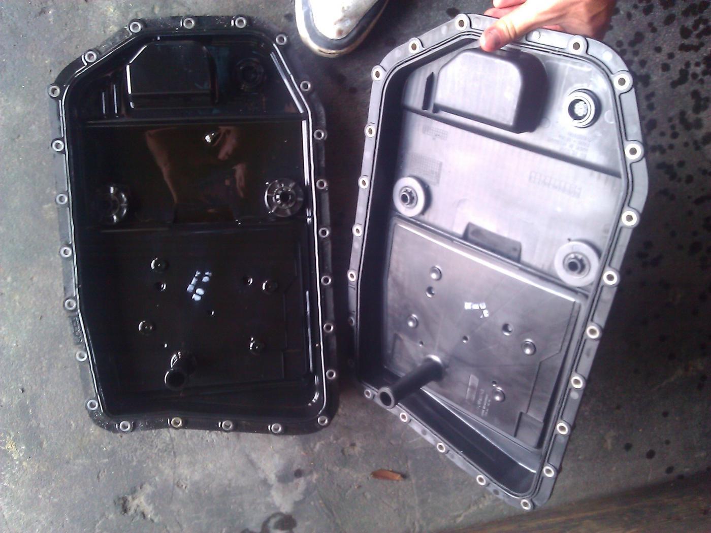 DIY Automatic Transmission Fluid Leak FIX BMW 335ie92e93