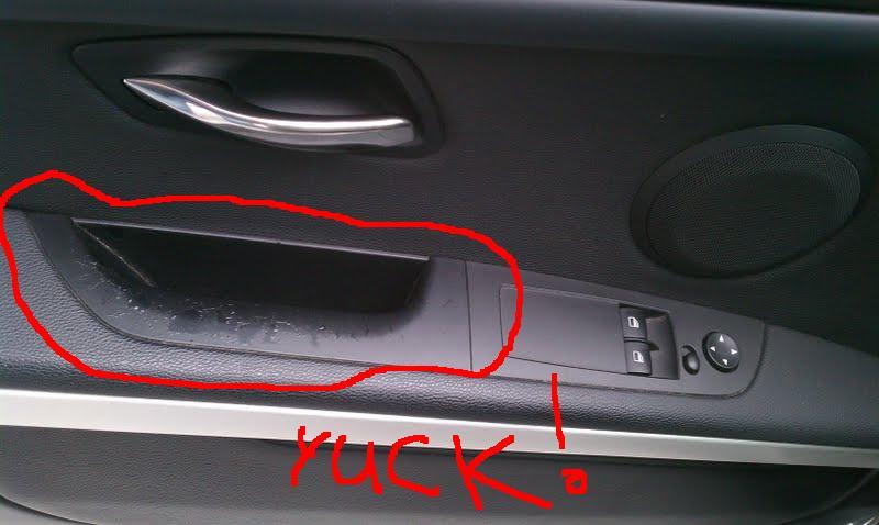 Bmw E90 Interior Door Handle