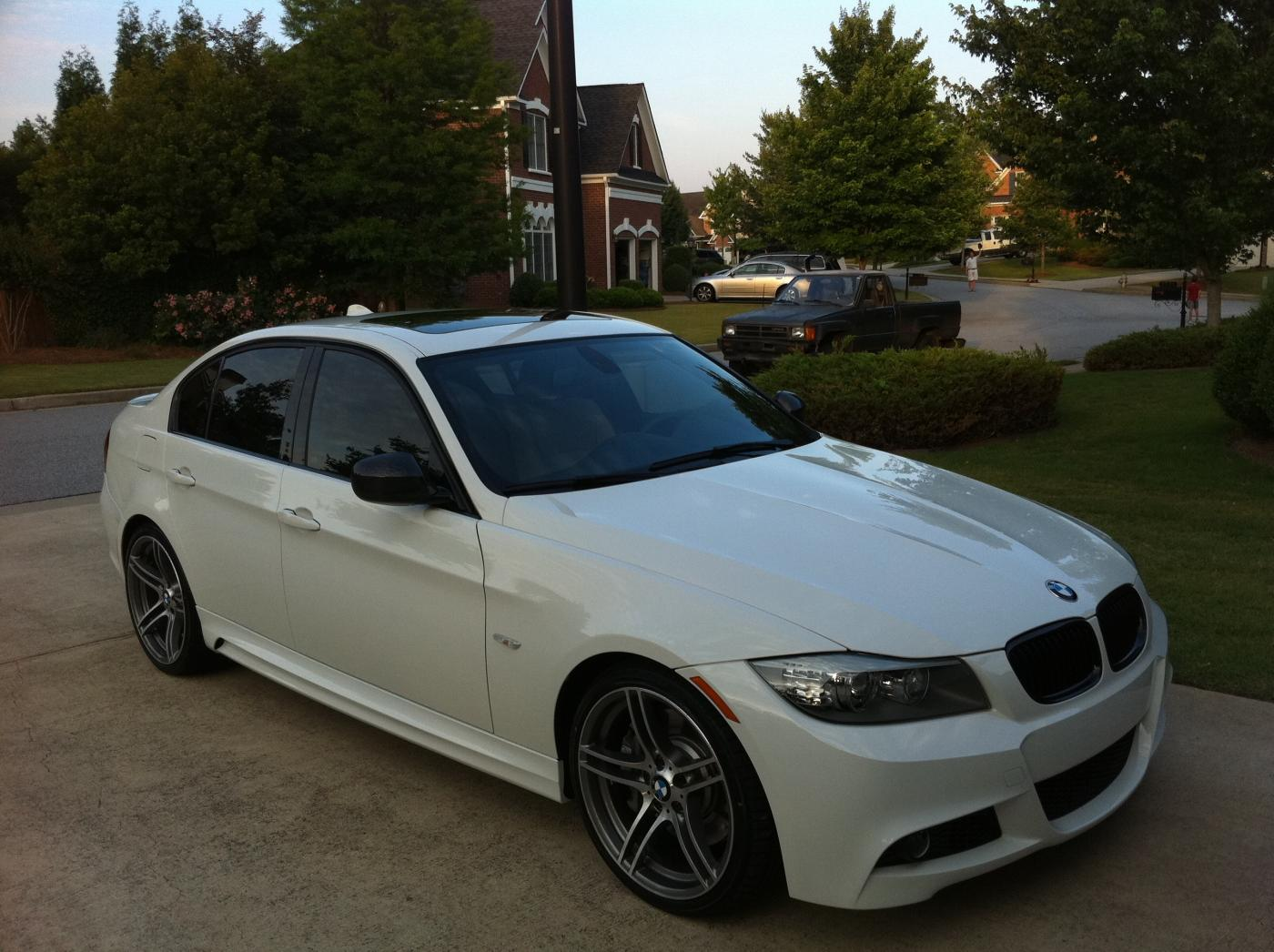 Couple Pics Of My Car - 355i bmw
