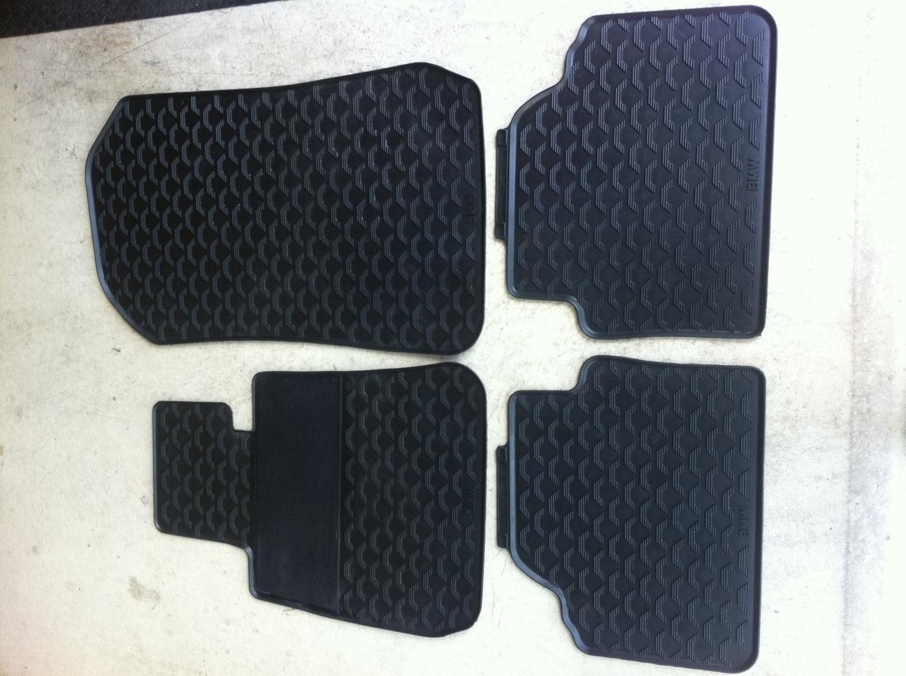 Bmw floor mats x1 - Bmw Floor Mats X1 23