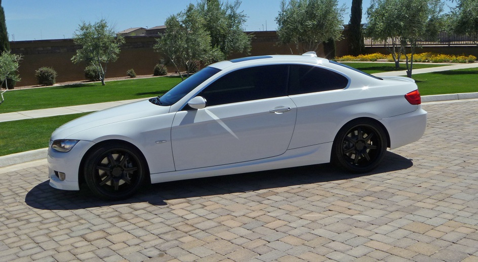 Fs 08 335i Coupe 6mt White Blk Lthr Dinan S3 W Every