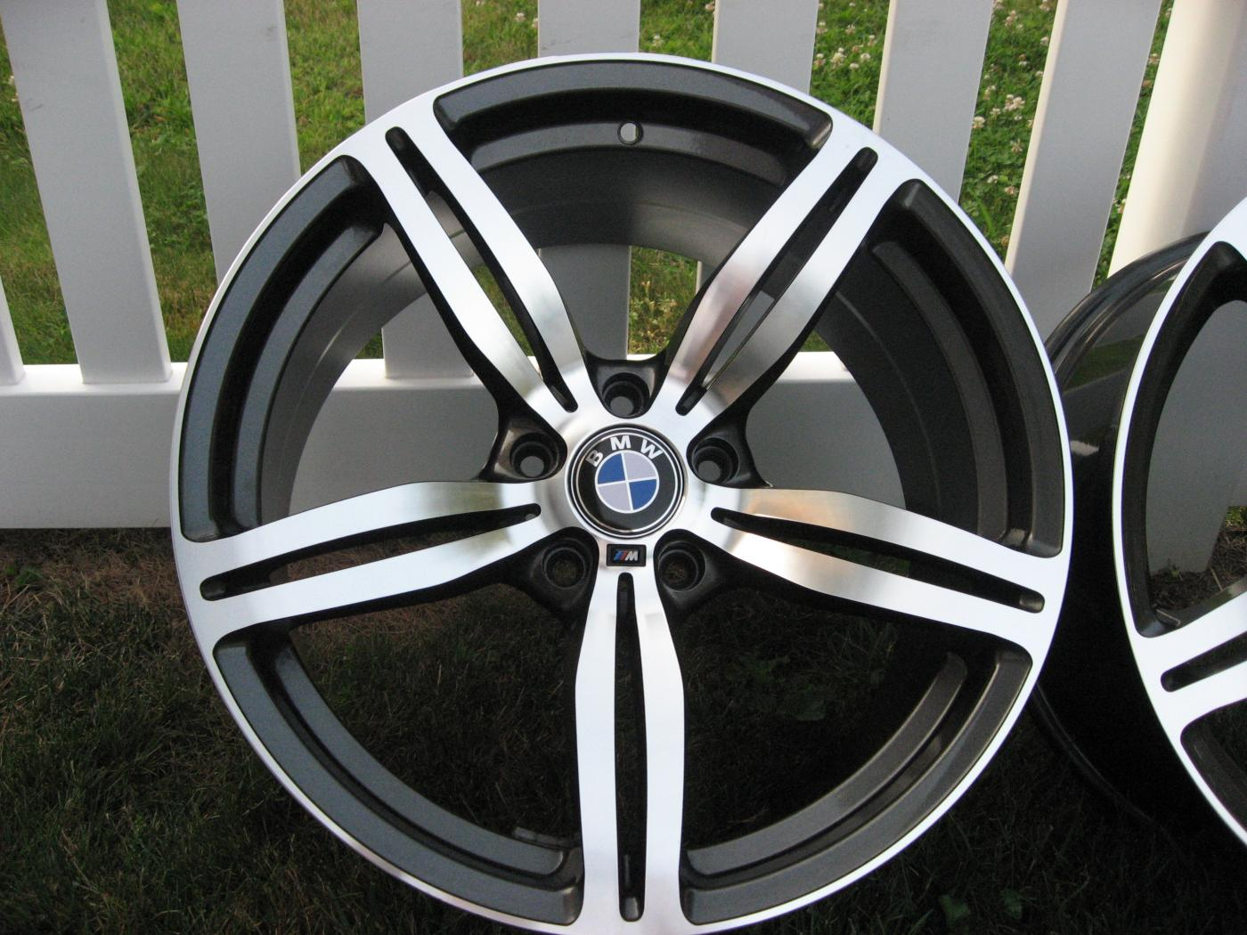 rims oem style silver bmw wheel rim