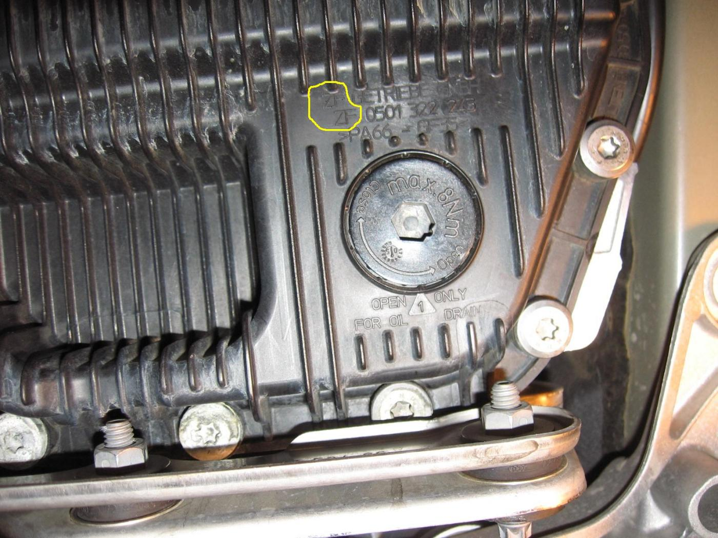 DIY Auto Transmission Fluid Change  Page 4