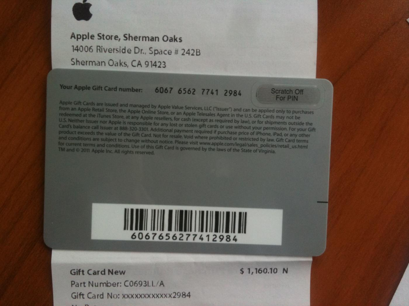 apple card - photo #11