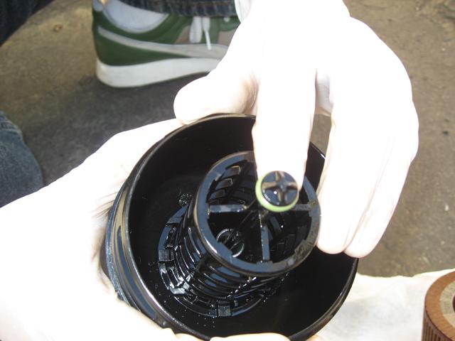DIY  E92 Oil Change