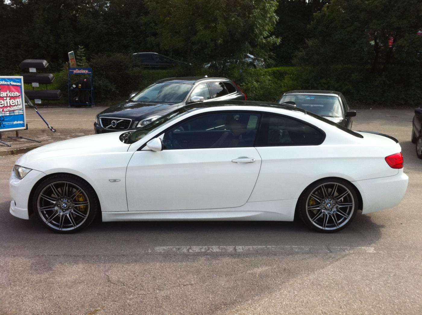2008 bmw 328xi coupe body kit
