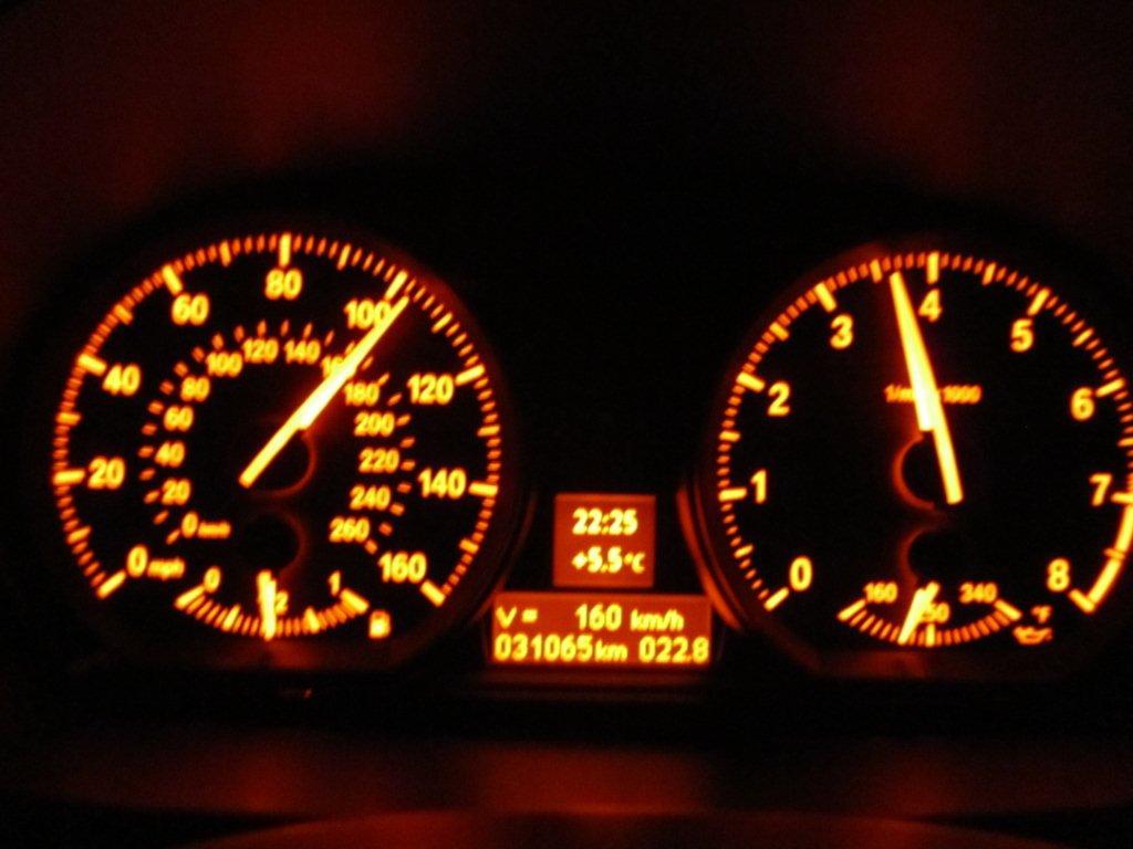 Inaccurate Speedometer