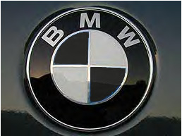 Wtb E90 Bmw Black Amp White Set Emblem Bmw Sg Singapore