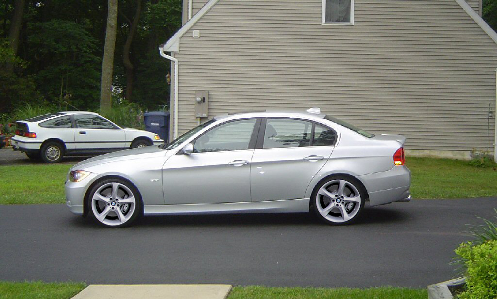 Real Pictures Of Style 230 Wheels Mounted On An E90