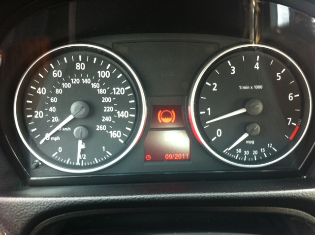 What Those Dashboard Symbols Means