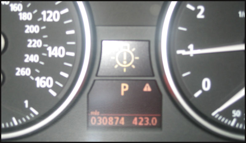 Bulb warning light - BMW 3-Series (E90 E92) Forum