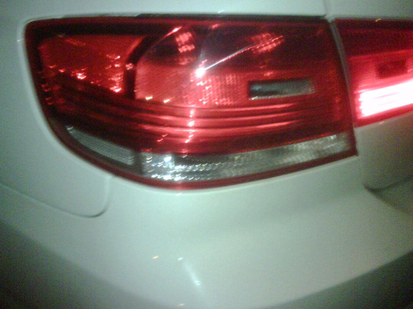 Left rear light outage - e92 - Please help.
