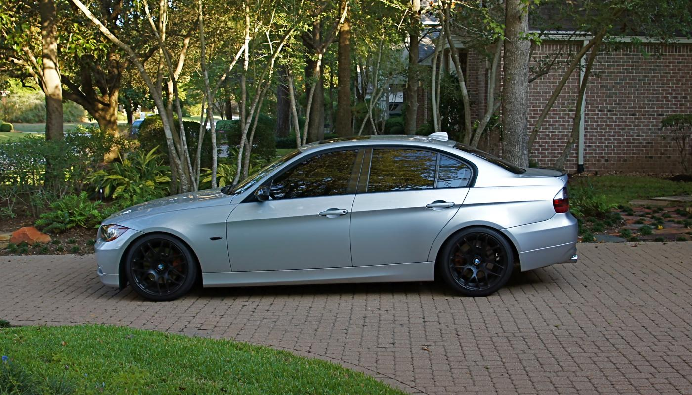 Lowered E90 On 18s Page 2