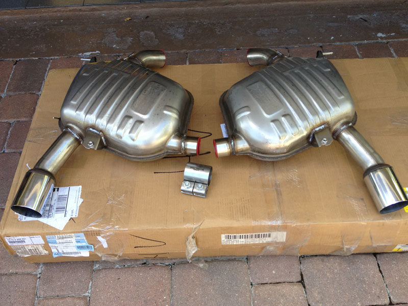 FS BMW Performance Exhaust E I - 2008 bmw 335i aftermarket parts
