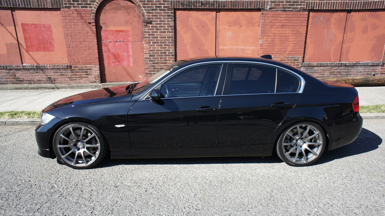 Fs eibach pro kit springs e36 m3 bump stops for 335i for 0 percent window tint