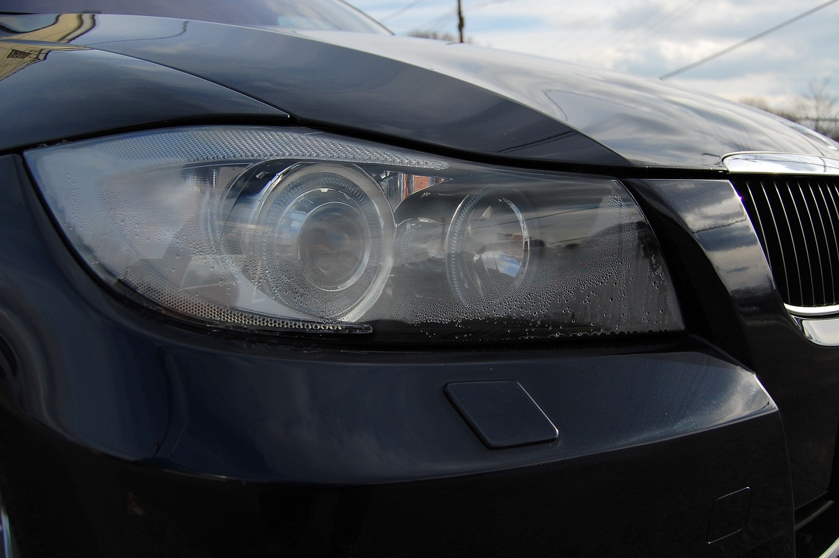 Bmw 2006 325i Headlight Upgrade