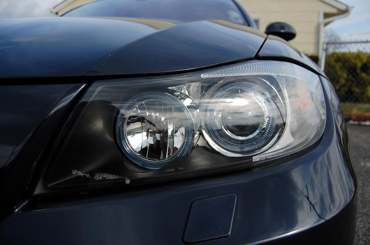 Bmw 2006 325i Headlight Upgrade