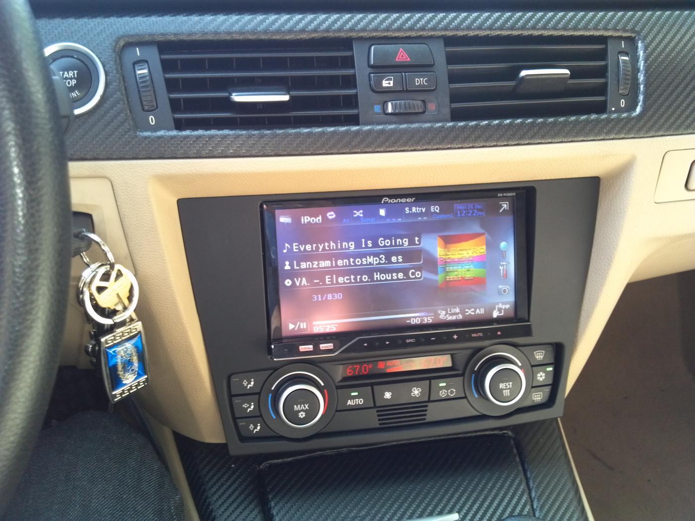 New Aftermarket Radio Installed Pics