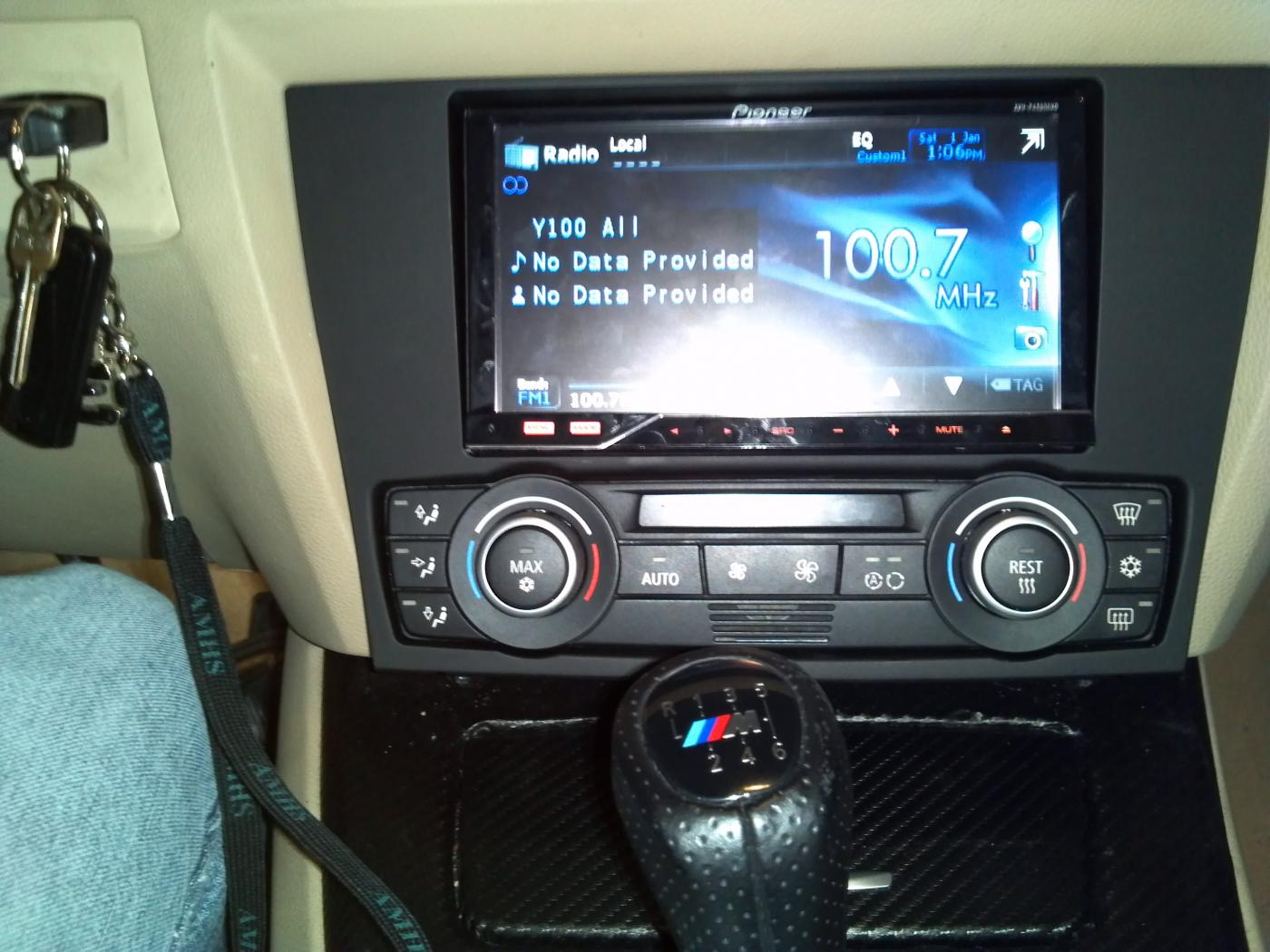 New Aftermarket Radio Installed Pics 2011 328i Wiring Diagram