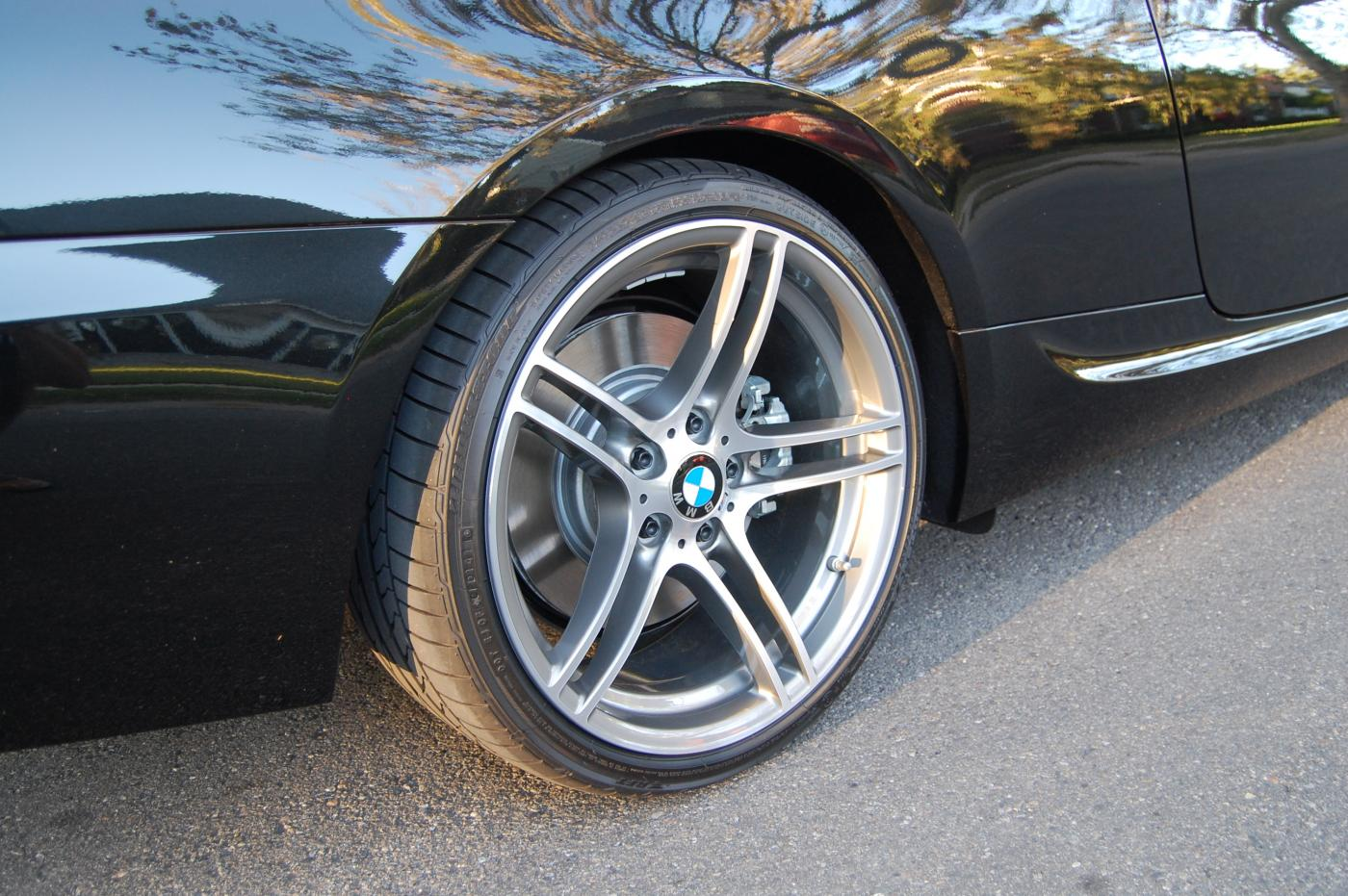 Fs Oem Bmw Performance 19 Style 313 M Wheels And Tires