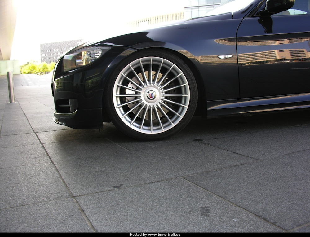 PHOTOSHOOT BMW I E LCI Alpina Wheels Track Day - Bmw alpina rims for sale
