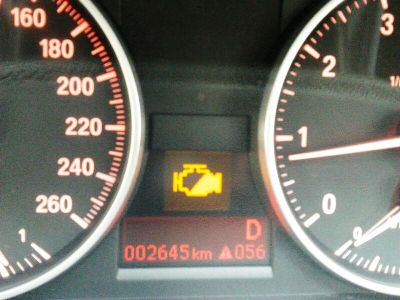 Bms Powerbox Causing Engine Warning