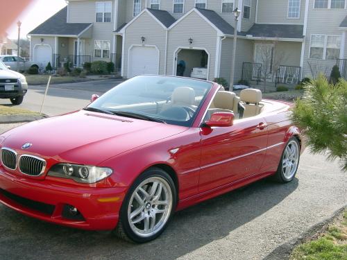 FS: 2004 BMW 330ci Convertible 6-Speed