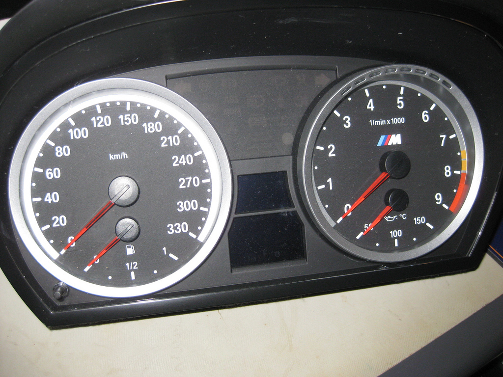 Bmw Warning Lights >> Replacing E92 335i meter cluster with a M3 cluster
