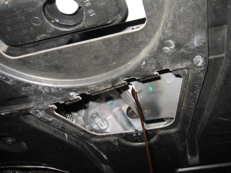 Vwvortex Com 2011 Mercedes Benz C Class Oil Change Diy
