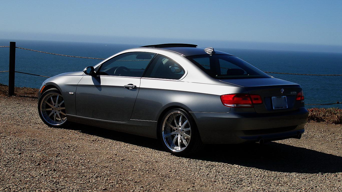 FS: 2008 BMW 335i Coupe Space Gray w/Vellano Wheels