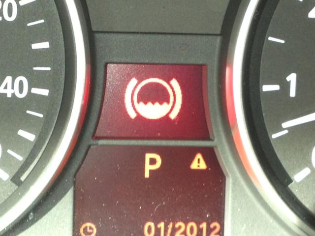 Warning Indicator