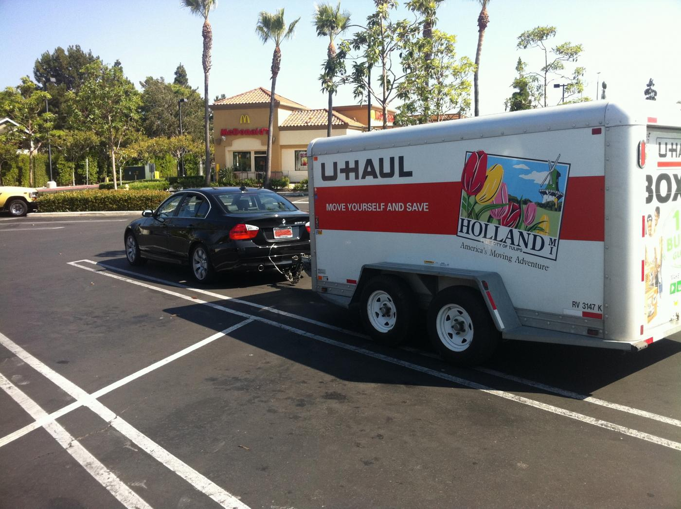 How Much To Rent A Car Trailer From Uhaul